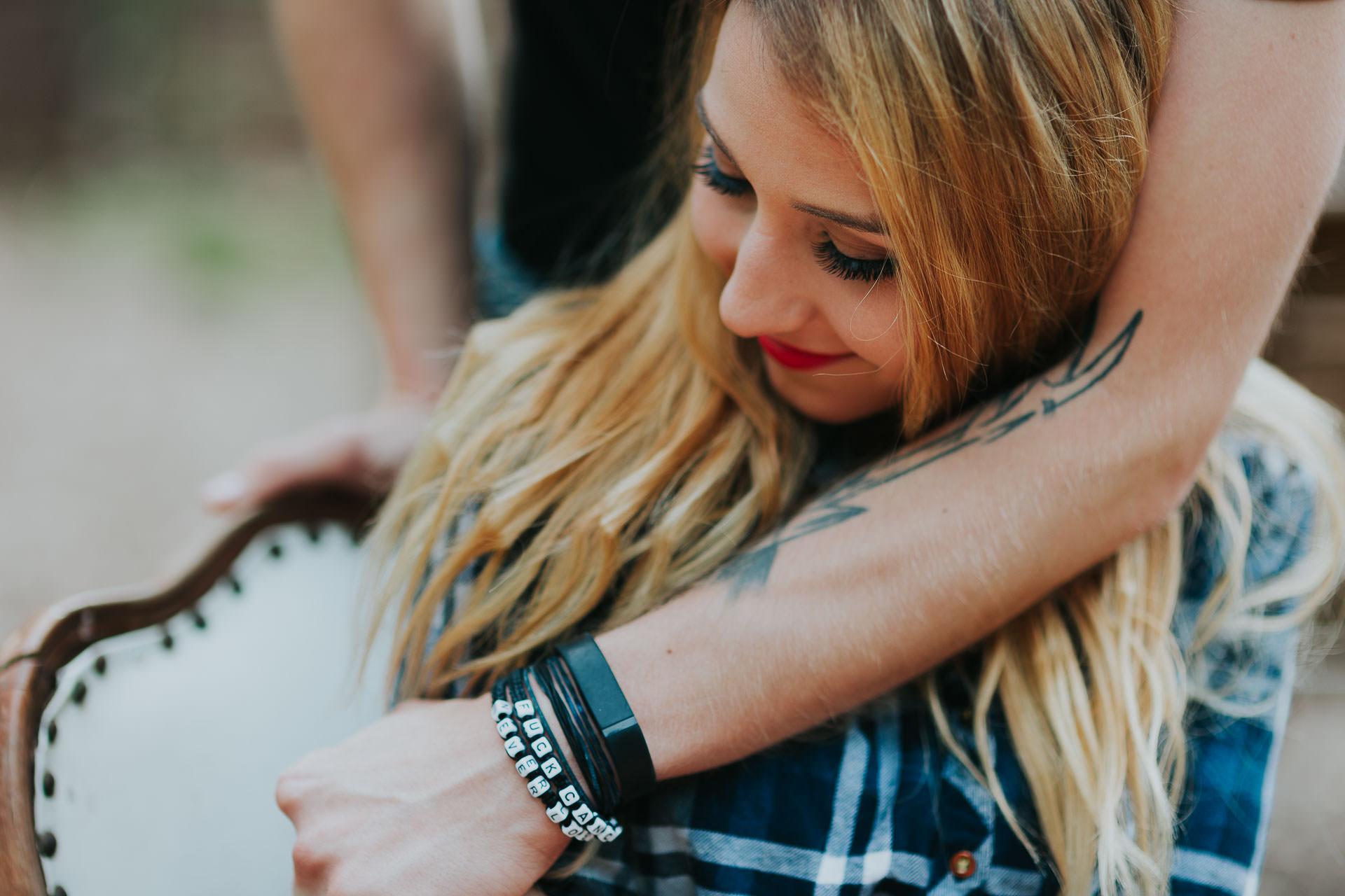 Arleta Pawel Engagement Photoshoot TreeRunners Andover 21