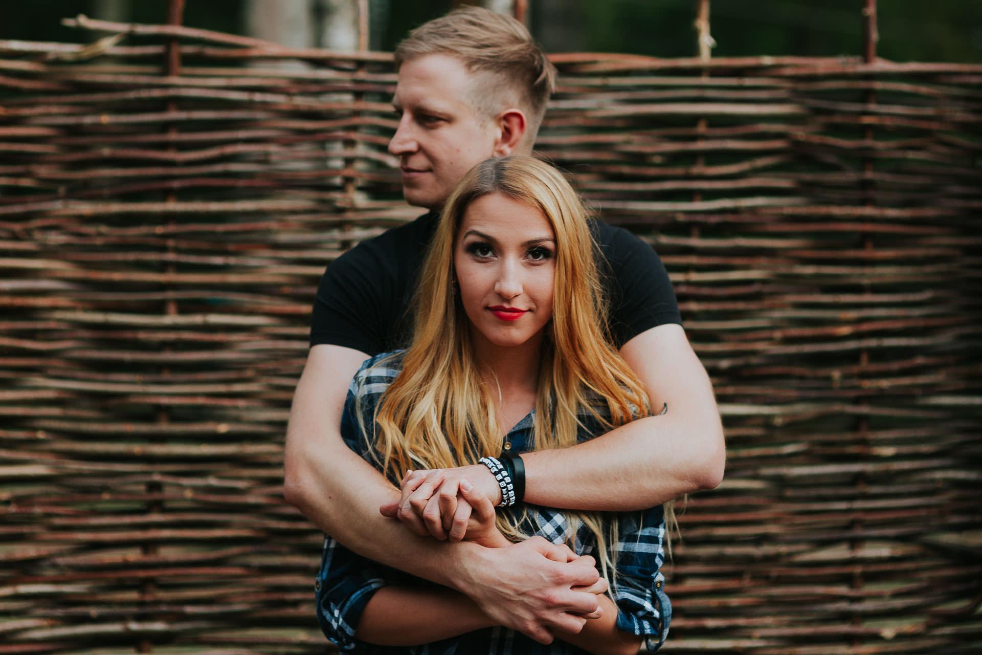 Arleta Pawel Engagement Photoshoot TreeRunners Andover 23
