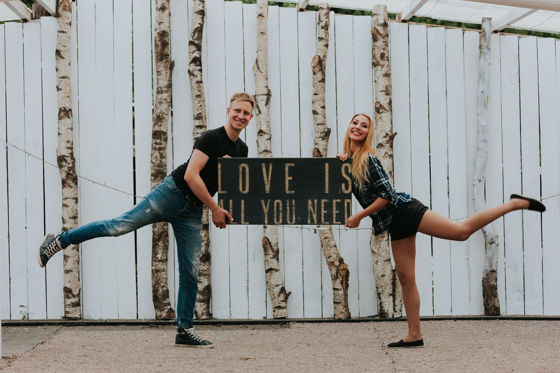 Arleta Pawel Engagement Photoshoot TreeRunners Andover 35