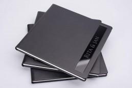 Black Star Photo album Lay flat professional nphoto 6 uai