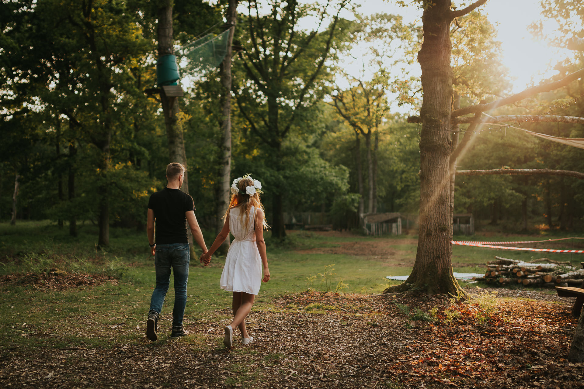 Harewood Forest Engagement Photography Andover Hampshire 2
