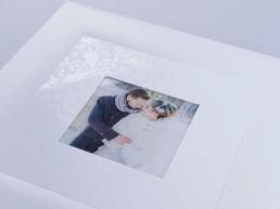 White Lady ewhite acrylic cover wedding photo album luxury handcrafted printing lab hardcover nphoto snow white leather professional photographer uai