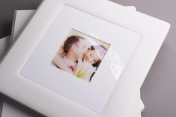 White Lady photo album complete album set acrylic personalise professional print lay flat album 4 uai