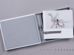 Complete Set Erich Caparas printed products photo album lay flat photo book printing lab nphoto professional photographer IPS uai