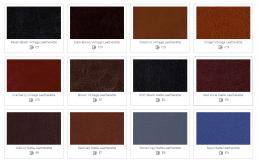 Earthy Palette Leatherette uai