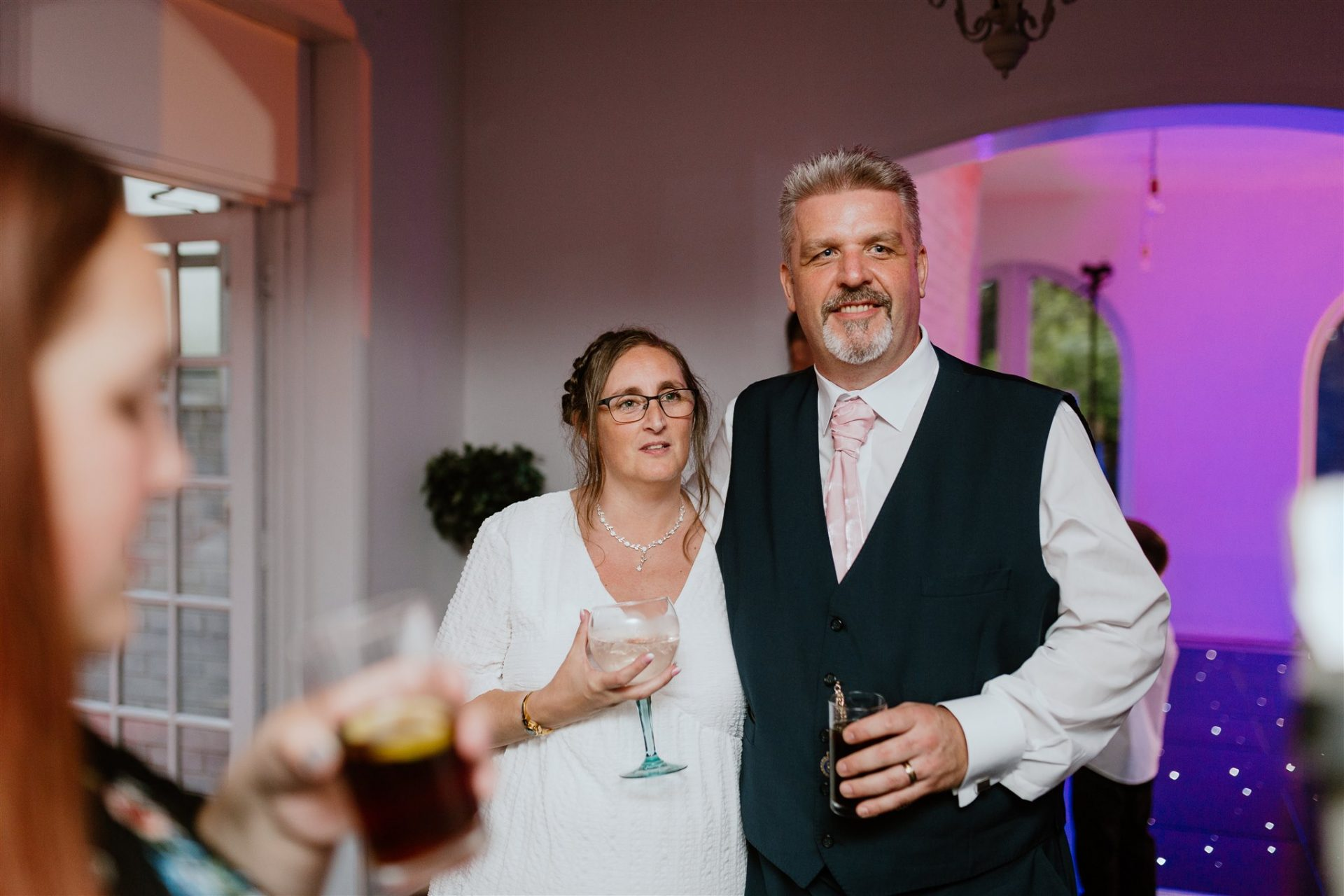 Donna Mike Wedding Gray Manor Hotel 766