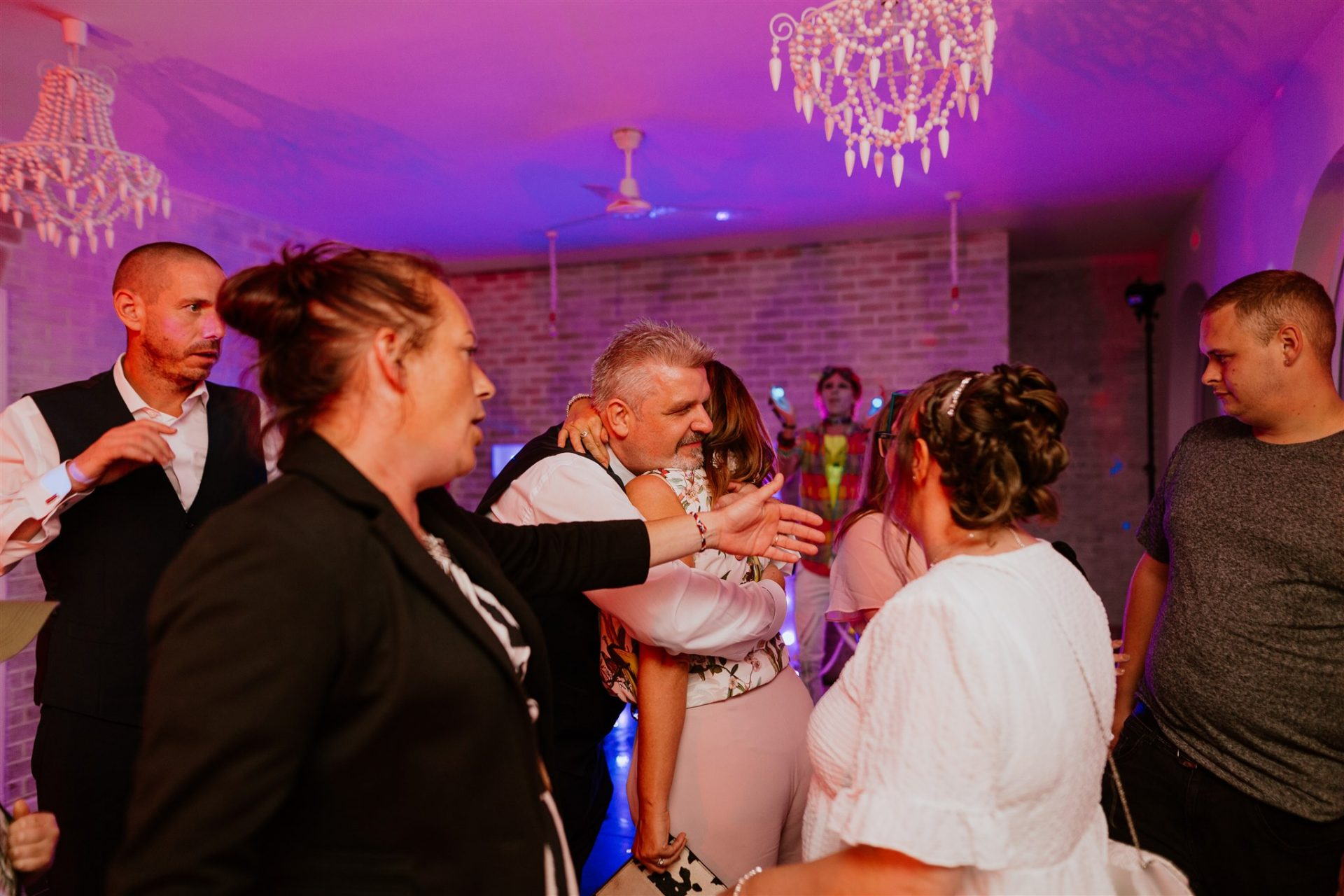 Donna Mike Wedding Gray Manor Hotel 850